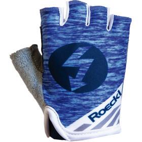 Roeckl Trigolo Handschoenen Kinderen, blue melange